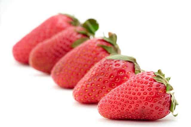 aliment-sain-fraise