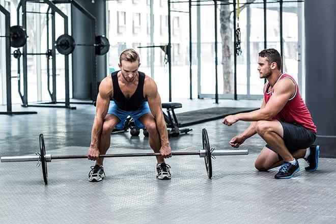 S'entraîner avec un partenaire