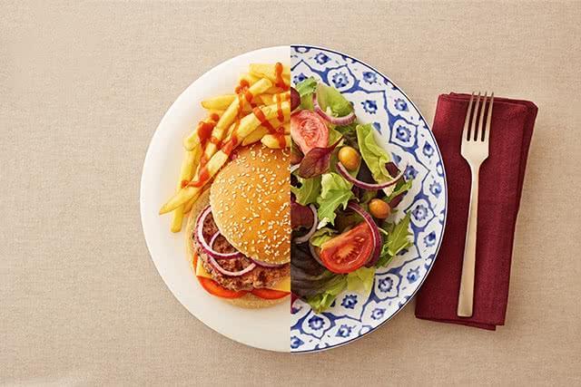 assiette-equilibree-contre-graisse