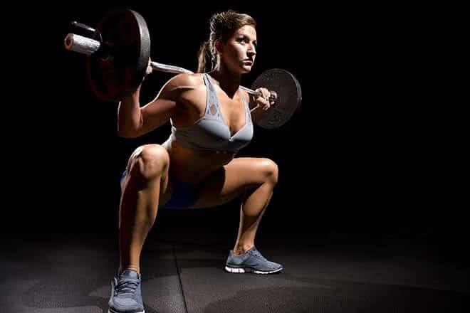 Augmenter la force au squat