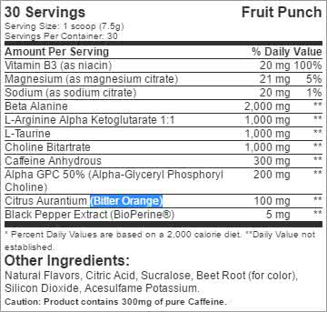 pre-workout-ingredients