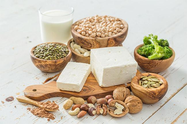Les meilleurs aliments et sources de protéines végétales