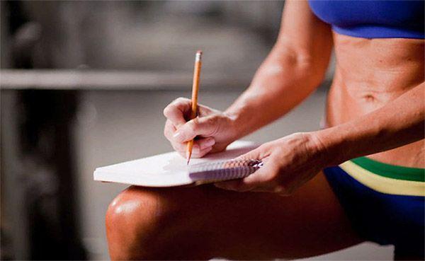 athlete-carnet-entrainement