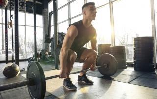 musculation barre ou haltères