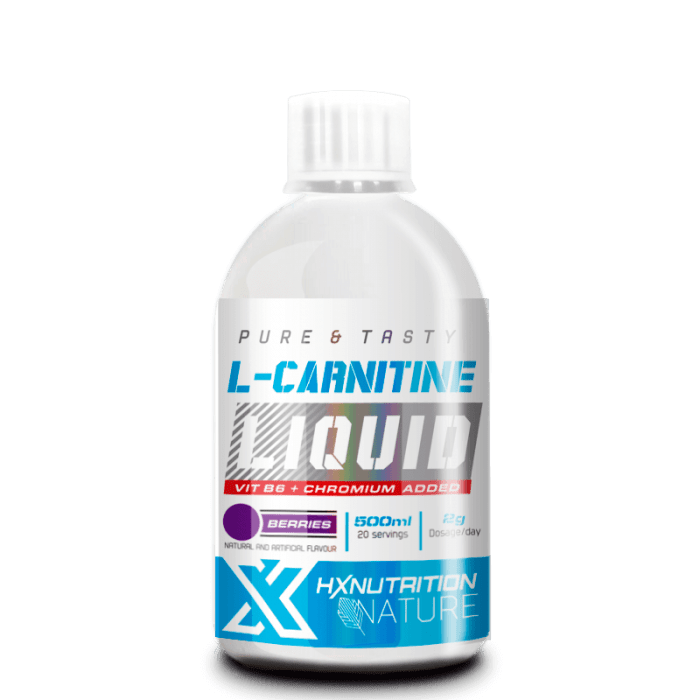 L-Carnitine Liquid en gélule