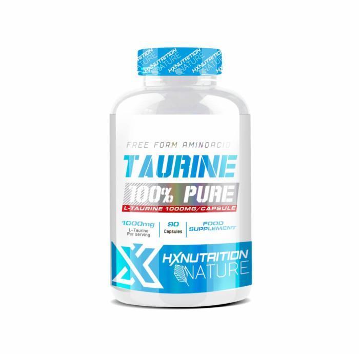 pot de Taurine HxN Nutrition